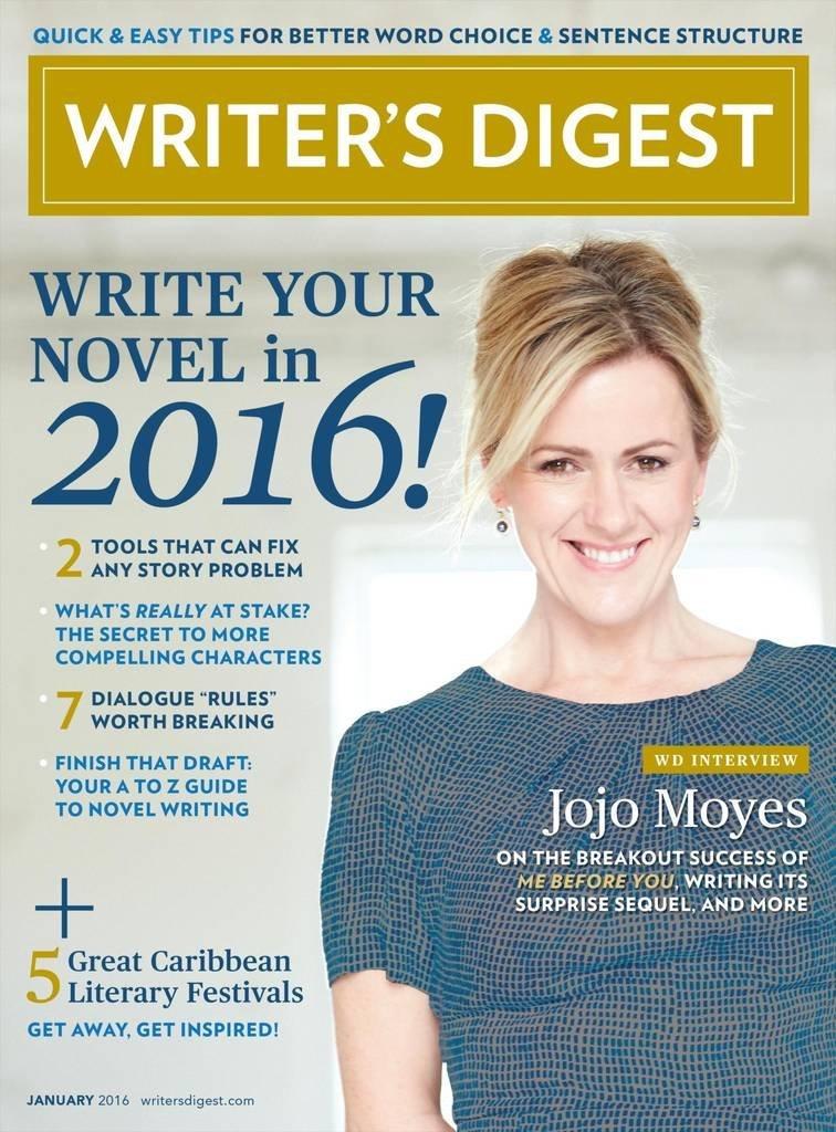 Writer's Digest Kindle Subscription (US)