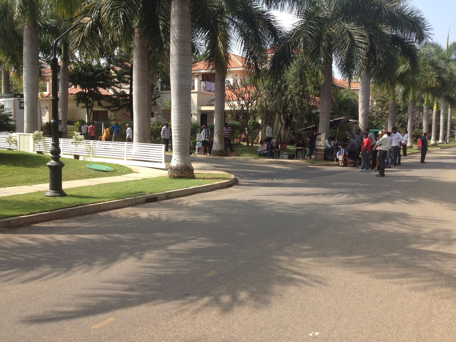 Johanssons Bangaloreäventyr: december 2013