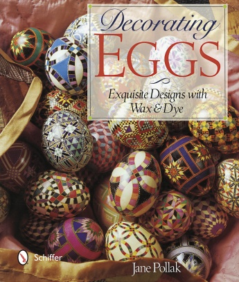 Book review- Decorating Eggs by Jane Pollack