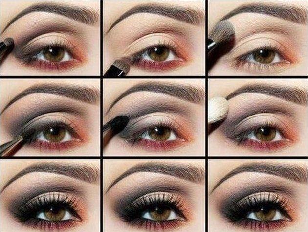 ¿ Maquillaje perfecto para ojos marrones? | Los mejores tutoriales