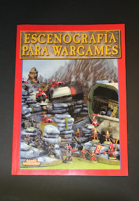 Portada de Escenografía para Wargames