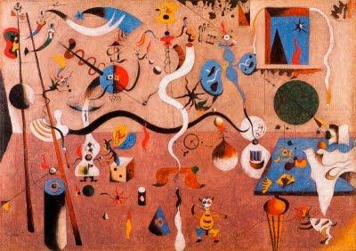 Carnaval de l'Arlequí (Joan Miró)