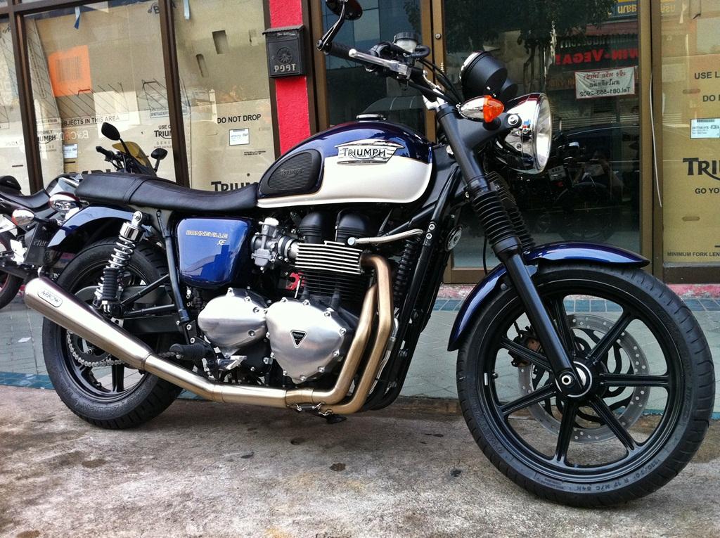 Britbike Triumph Motorcycle Blog Triumph