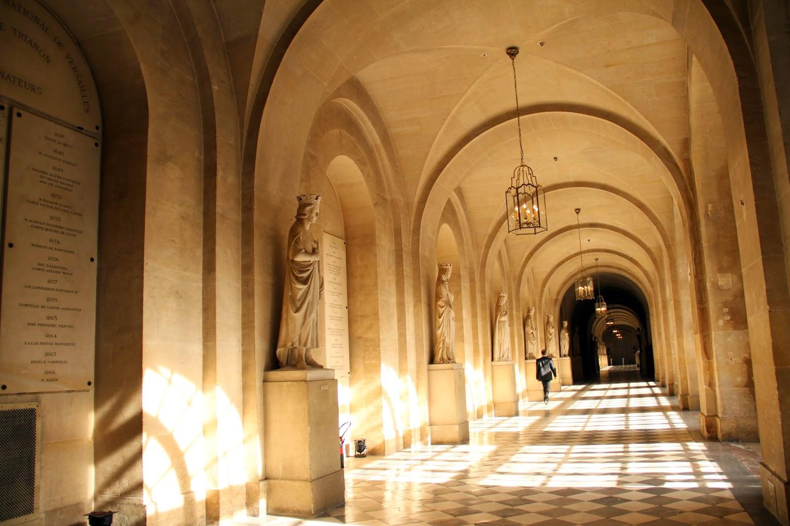 что посмотреть в Версале
