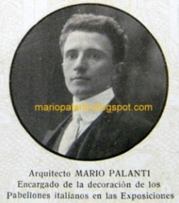 Mario Palanti (Milán 20/09/1885 - Milán 04/09/1979)