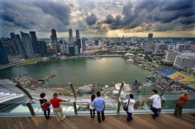 Sky Park Singapore Wallpapers