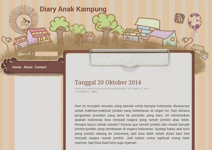 diary anak kampung