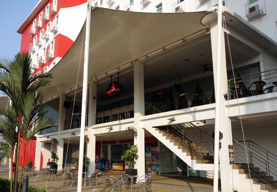 Tesyasblog Review Of Tune Hotel Danga Bay Johor Bahru
