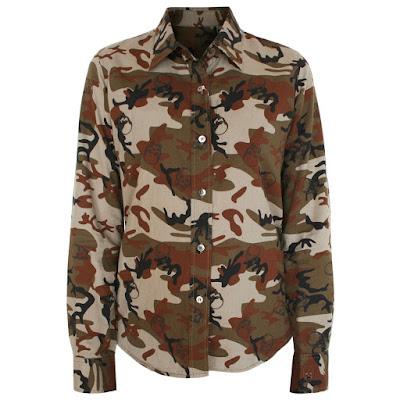 lucien pellat-finet camo shirt