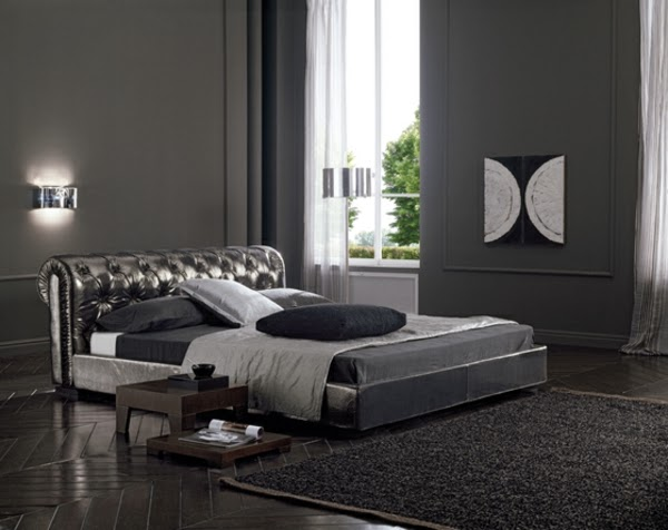 Habitación Kali (Jean Le Mont). Dormitorio-moderno