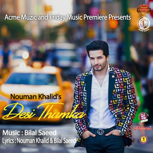 Desi Thumka - Bilal Saeed