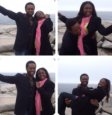 omoni oboli 13th wedding anniversary