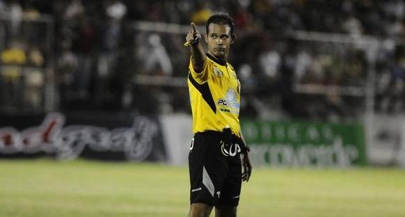 Sebastião Rufino Filho  será o árbitro de América x Chã Grande