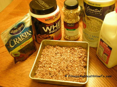 With a few low cost ingredients, you can make tasty protein bars packed full of nutrition.