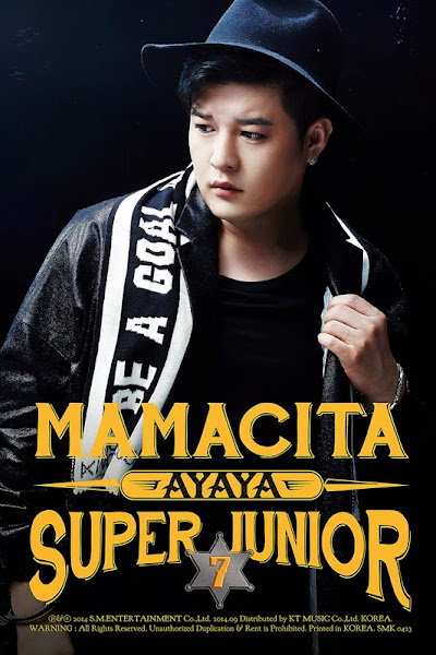 Super Junior Mamacita Ayaya Shindong
