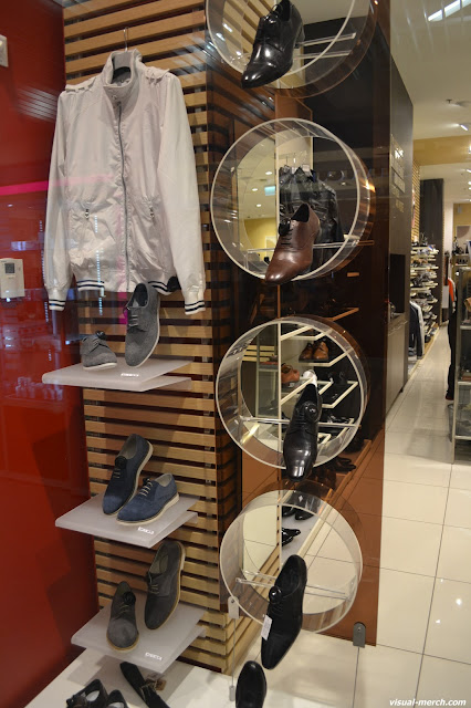 оформление магазинов обуви