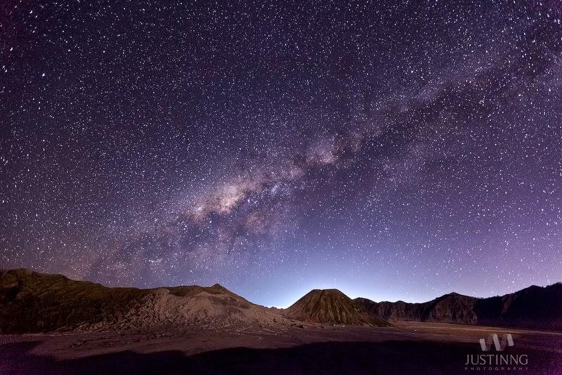 Musim Pengamatan Galaksi Bima Sakti Bakal Dimulai!