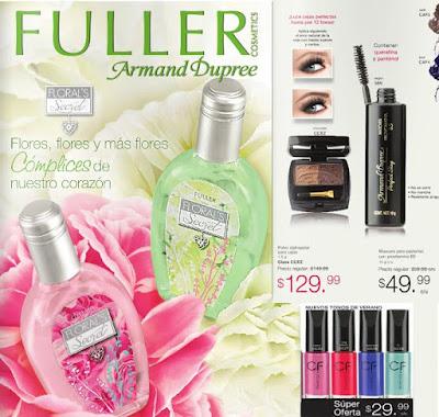 Fuller Cosmetics Campaña 8 2015