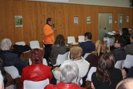 """""""Presentación de Experiencias de buenas prácticas en Asociaciones"""""""