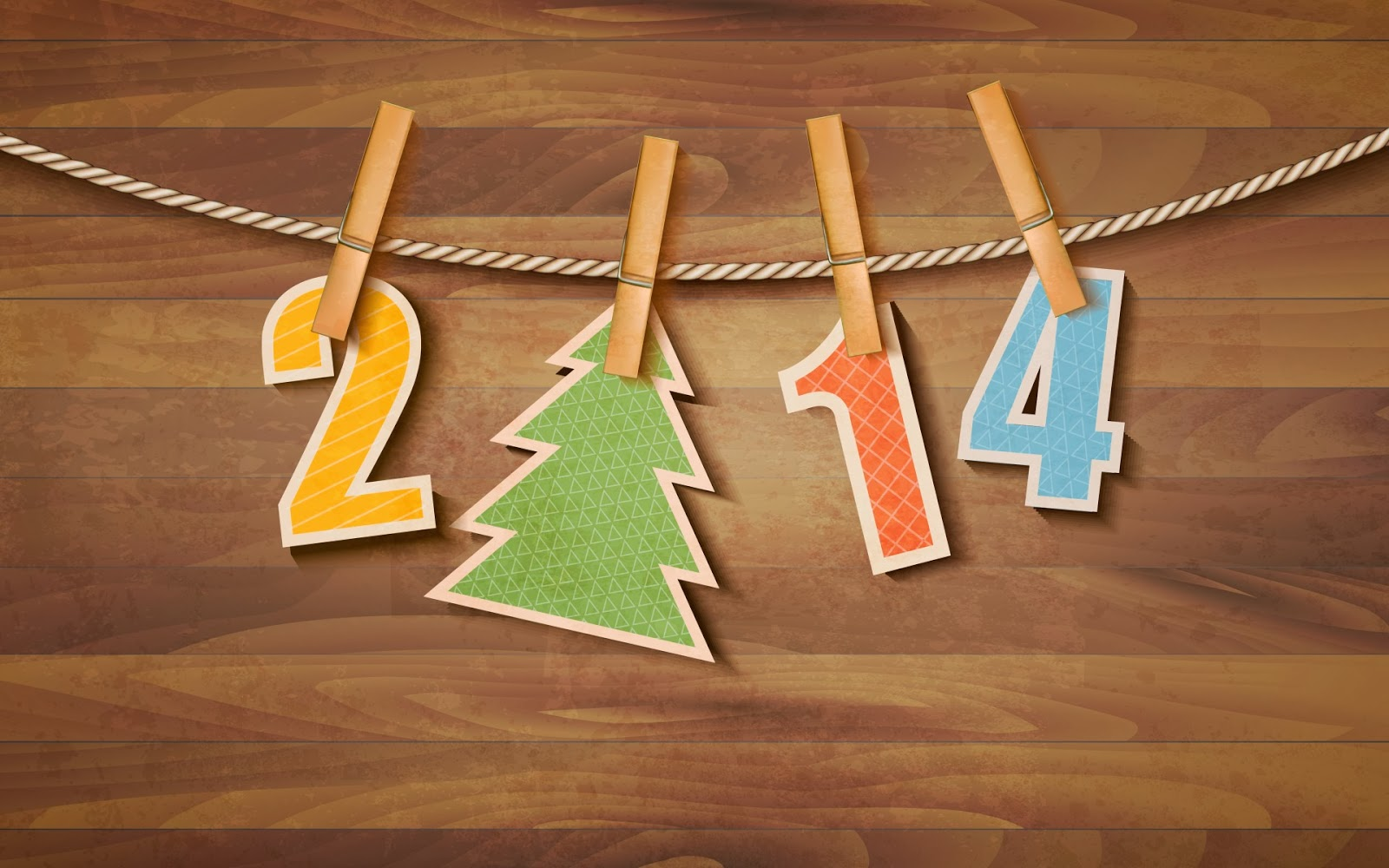 Happy New Year 2014 Wallpapers Pack | CSArchive.