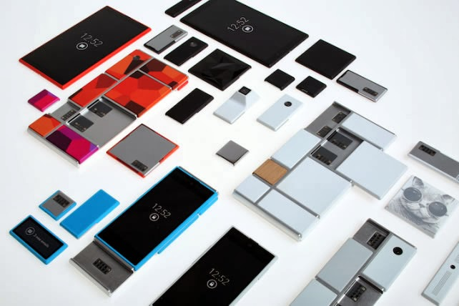 Google's Project Ara To Reveals Modular Smartphone