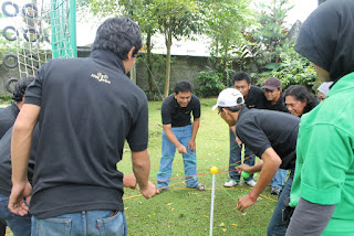 Permainan Outbound dalam Outbound