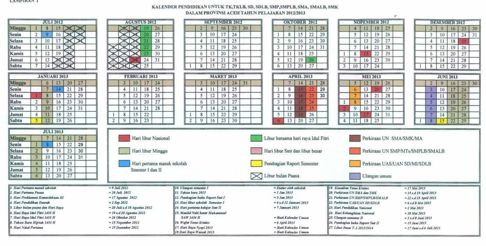 perkiraan pendidikan sma sdlb print download kalender 20132014 disini