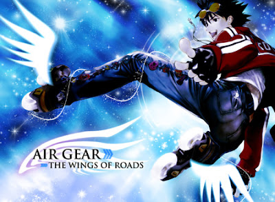 air gear Air Gear [ Subtitle Indonesia ]