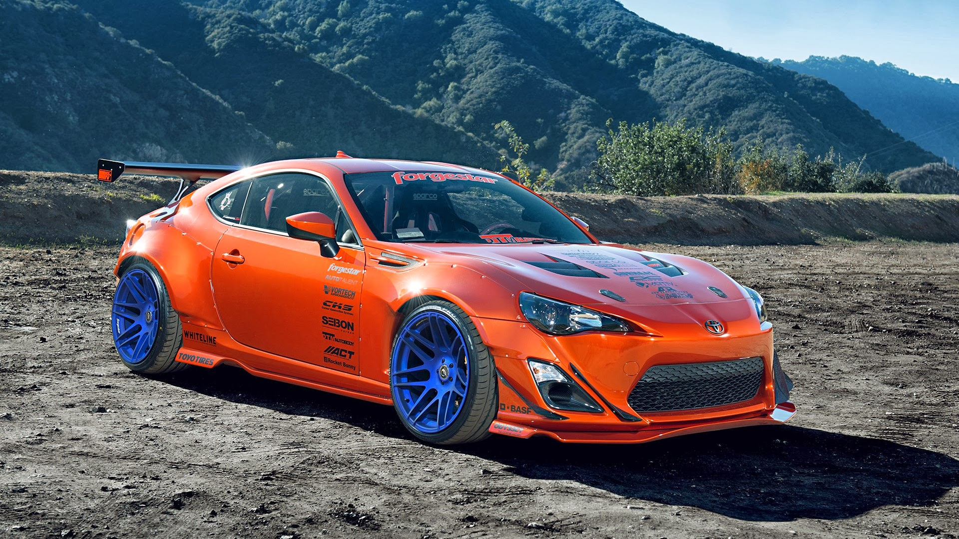 Toyota GT86 Tuning Car  New Car Modification