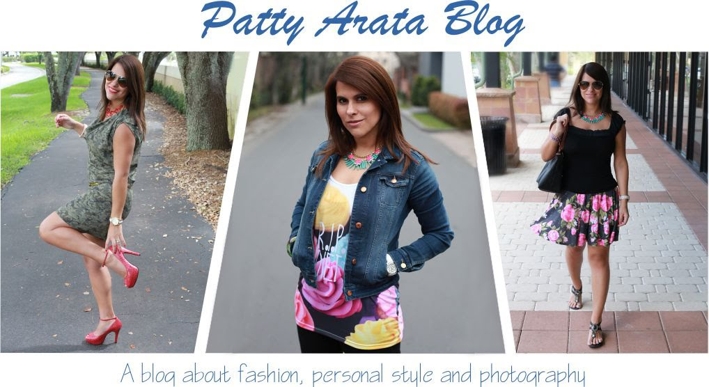 Patty Arata Blog