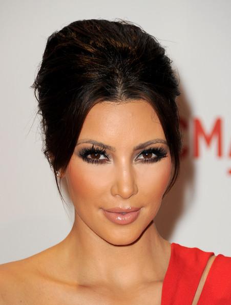 Kim Kardashian Hairstyles Kim Kardashian Hairstyles