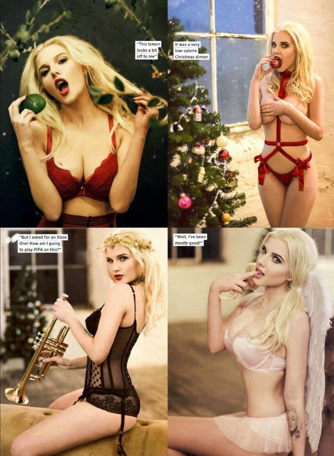 Helen Flanagan – Nuts Magazine (December 2013)