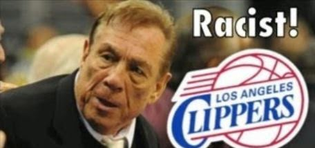 NBA Clippers owner Donald Sterling