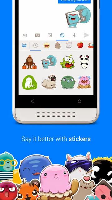 Download Aplikasi Facebook Messenger untuk HP Android Gratis
