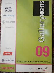 GalleryNights - 2009