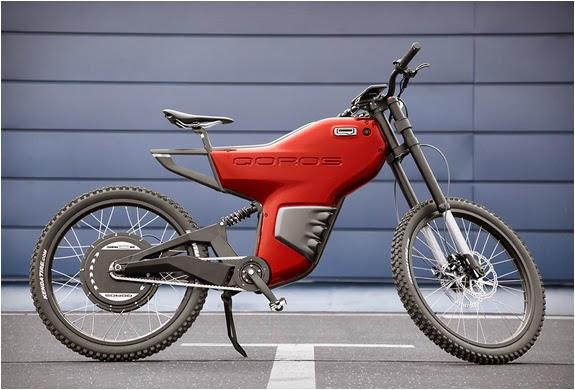 Qoros eBIQE basikal elektrik