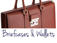 Briefcases & Wallets