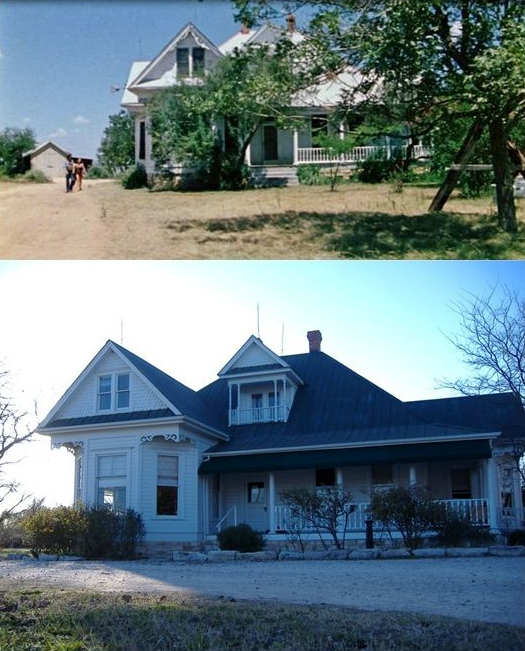 Then & Now Movie Locations: The Texas Chainsaw Massacre (1974)