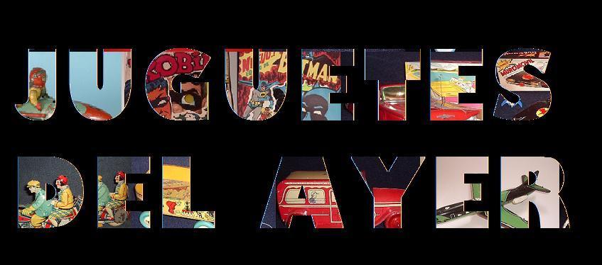 Juguetes del Ayer, guía de juguetes fabricados en Argentina