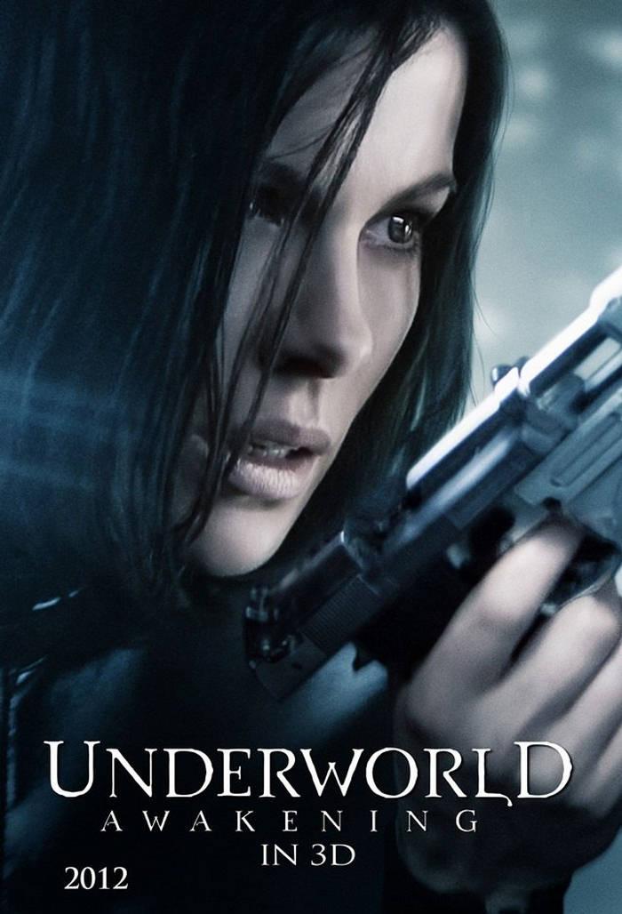 Underworld 4: Awakening (Inframundo 4: El despertar) (2012) Sub Español