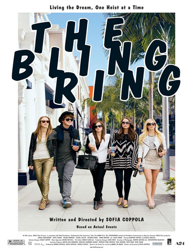 The Bling Ring (2013) Online