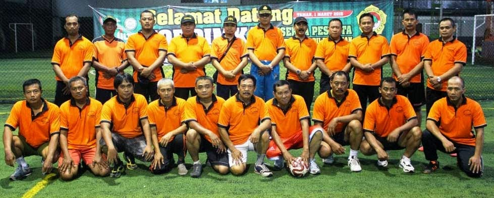 Harmonisasi PC LDII Taman dan Forpimka Lewat Futsal