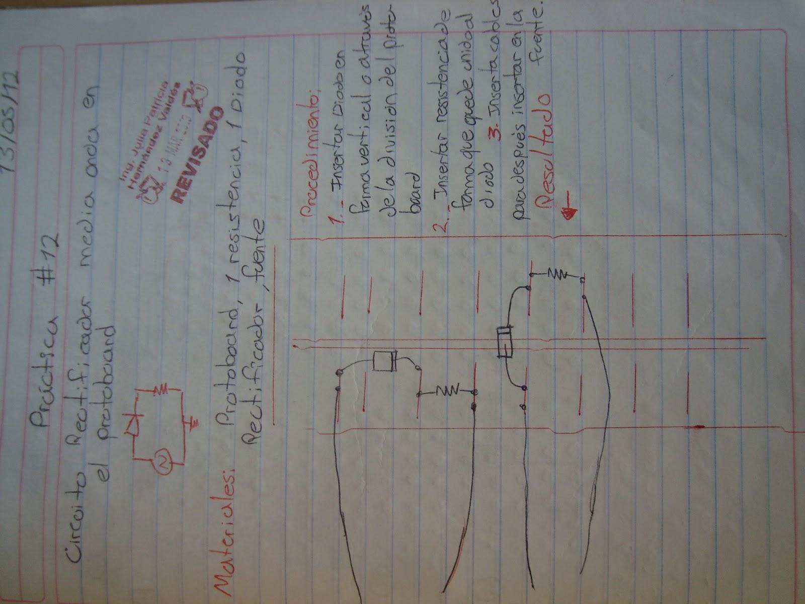 Circuito Rectificador : Puente rectificador diodos df m db g dil v a