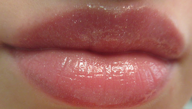 Borghese Eclissare ColorGlass Chaos Lip Swatch