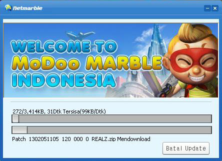 Update Modoo Marble Monopoly Online