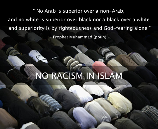 essays on racism against muslims The start of discrimination against muslims has been influenced by the events  i can't believe people feel good being racist  this essay discusses my .