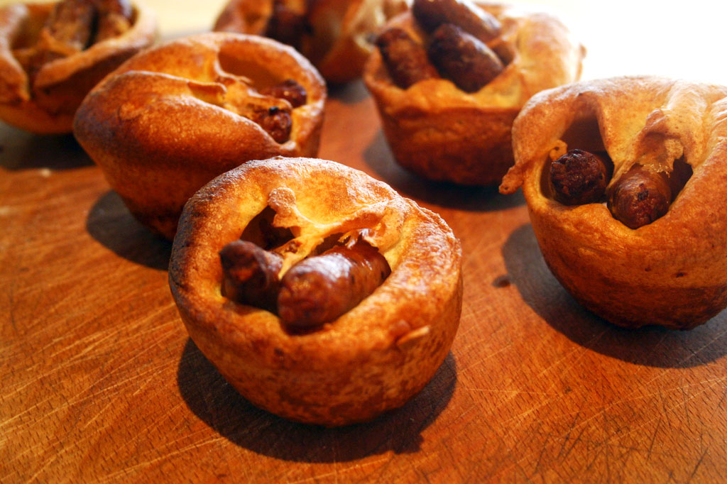 Belleau Kitchen: mini toad-in-the-hole