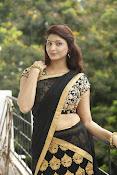 Sagarika glamorous photos in saree-thumbnail-3
