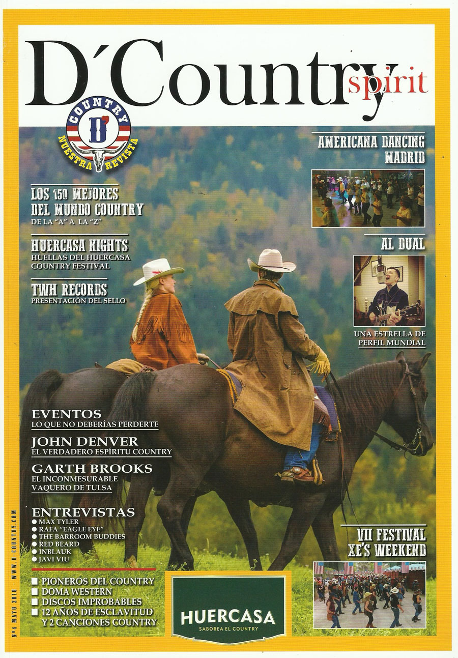 NUEVA REVISTA D'COUNTRY SPIRIT