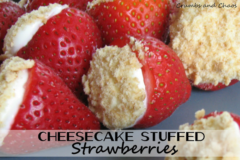 recipe: cheesecake stuffed strawberries pinterest [37]
